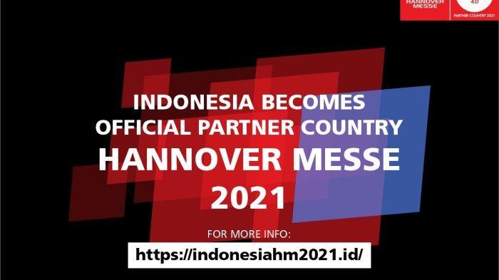 Jokowi dan Angela Merkel akan Buka Hannover Messe 2021