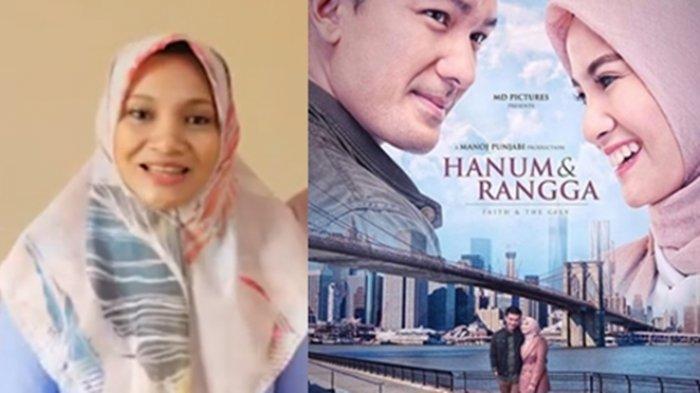 Film Hanum & Rangga Tuai Hujatan, Hanum Rais Tahan Tangis Minta Maaf: Jangan Bully Tim dan Artisnya