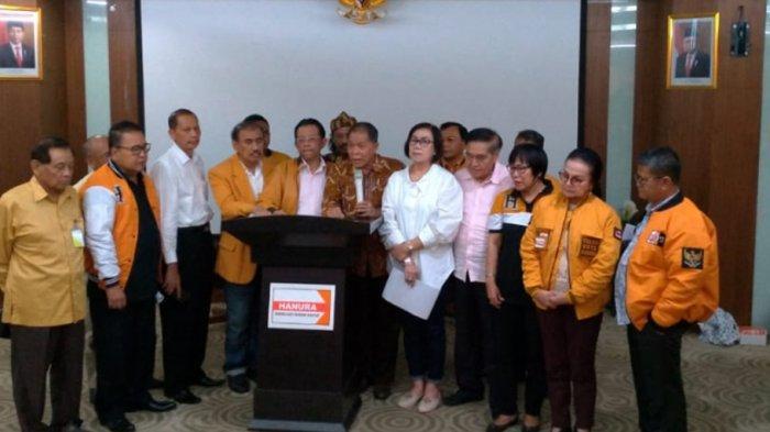 Hanura Kubu OSO Ancam Laporkan Kubu Wiranto ke Jalur Hukum