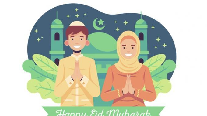 20 Kumpulan Ucapan Selamat Idul Fitri Berbahasa Inggris, Lengkap dengan Terjemahannya