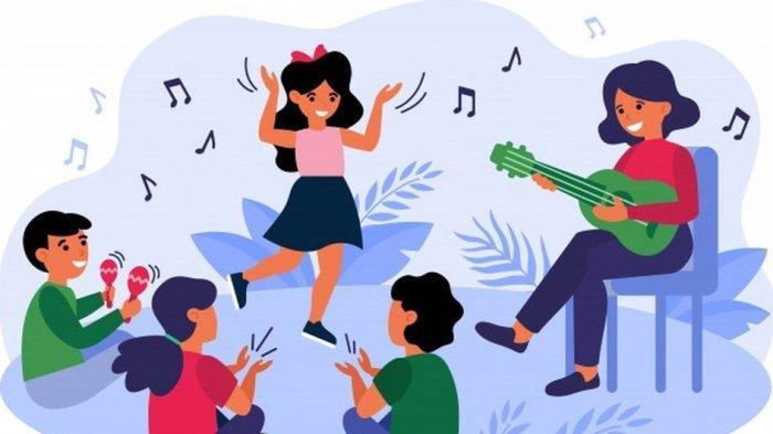 Sambut Hari Anak Nasional, Ini Rekomendasi Lagu Anak-Anak Kekinian Karya Penyanyi Indonesia