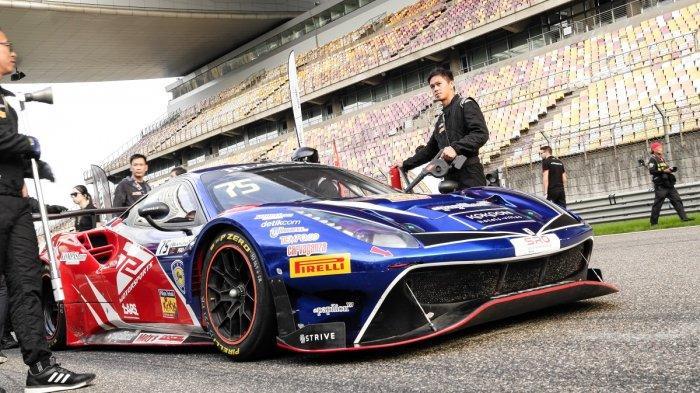 Harapan T2 Motorsports Raih Podium di Race Pertama Shanghai Pupus Oleh Sundulan Mobil #666