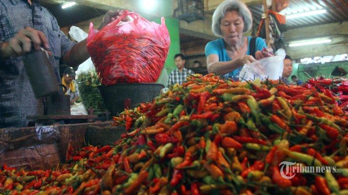 DPR Ingatkan Potensi Naiknya Inflasi Akibat Kenaikan Harga Pangan Naik di Bulan Puasa