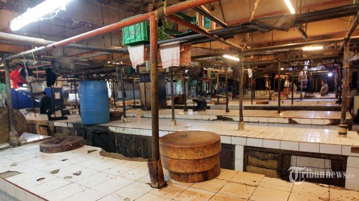 Asosiasi Minta Pedagang Daging Kembali Berdagang Hari Ini