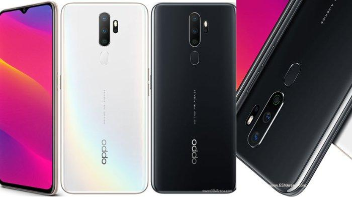 Harga dan Spesifikasi Oppo A5 2020, Punya 4 Kamera Mirip Oppo A9 2020, Harganya Mulai Rp 2,3 Juta