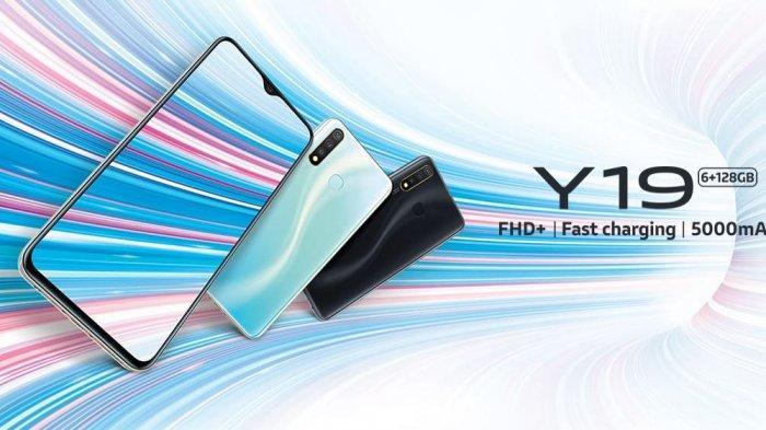 Harga dan spesifikasi Vivo Y19 (Vivo.com)