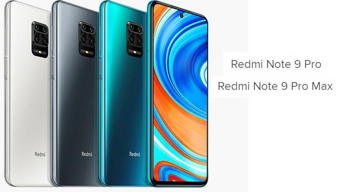 Harga Dan Spesifikasi Xiaomi Redmi Note 9 Dan Redmi Note 9 Pro Max Usung Chipset Snapdragon 720g Tribunnews Com Mobile