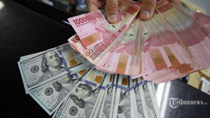 Rupiah Melemah Tipis ke Rp 14.090 per Dolar AS, Kamis, 25 Februari 2021, Berikut Kurs di 5 Bank