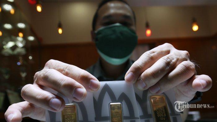 Usai Libur Panjang, Harga Emas Antam Turun Tipis ke Level Rp 921.000 Per Gram