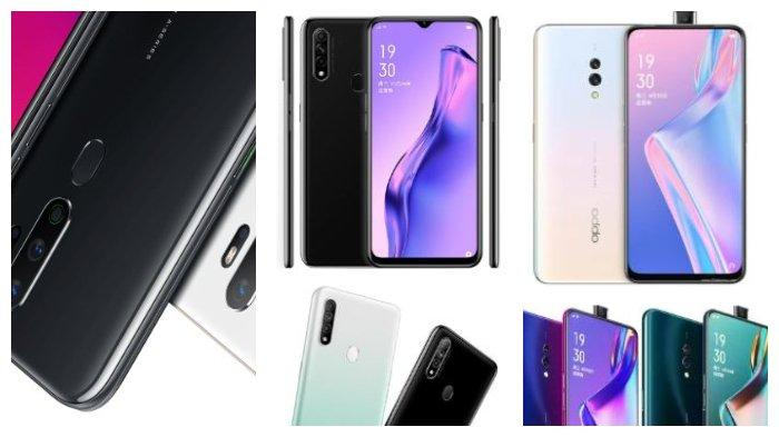 10 HP Android Murah Harga Rp 2 Jutaan Februari 2020, Ada Samsung Galaxy A10 hingga Oppo A5