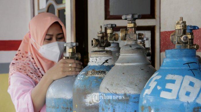 Dapat Bantuan 500 Ton Oksigen, Pemerintah Bakal Salurkan ke Rumah Sakit di Pulau Jawa