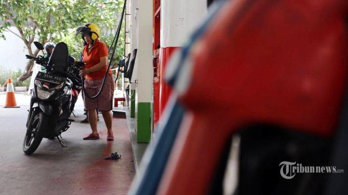 Ada Imbauan WFH, Pertamina: Konsumsi BBM Turun 8 Persen