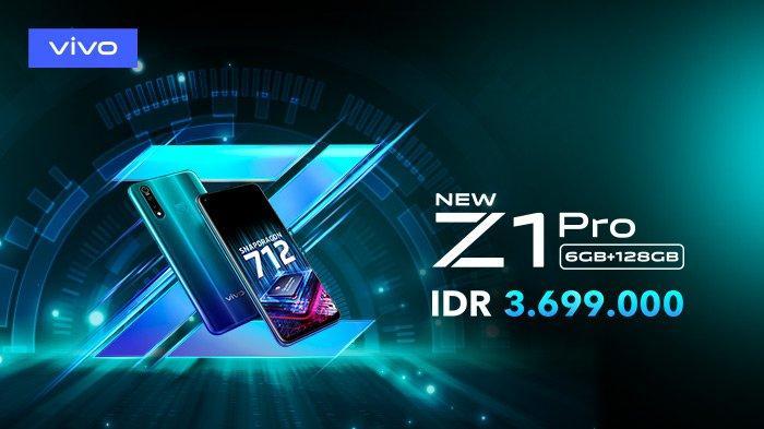 Harga vivo Z1 Pro 6GB