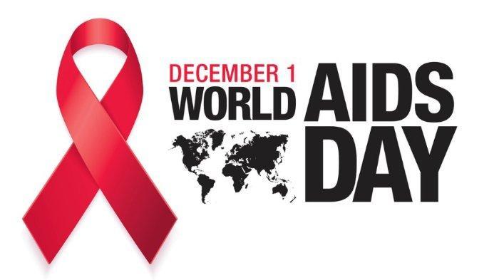 Hari AIDS Sedunia 1 Desember: Sejarah, serta Arti Simbol Pita Merah