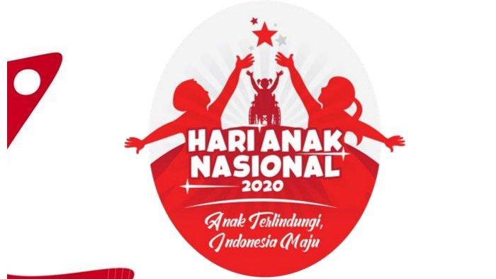 Hari Anak Nasional 2020 Bertema 'Anak Terlindungi, Indonesia Maju' Diperingati Secara Virtual
