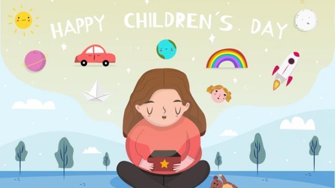 Sejarah Hari Anak Sedunia Diperingati Tiap 20 November Berikut Ucapan Hari Anak Sedunia Tribunnews Com Mobile