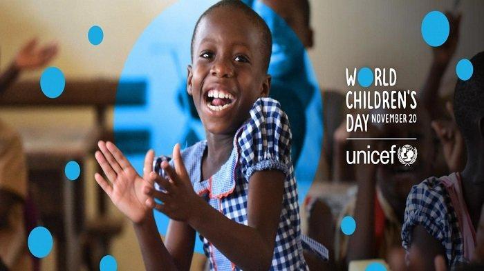 Hari Anak Universal (Unicef.org)