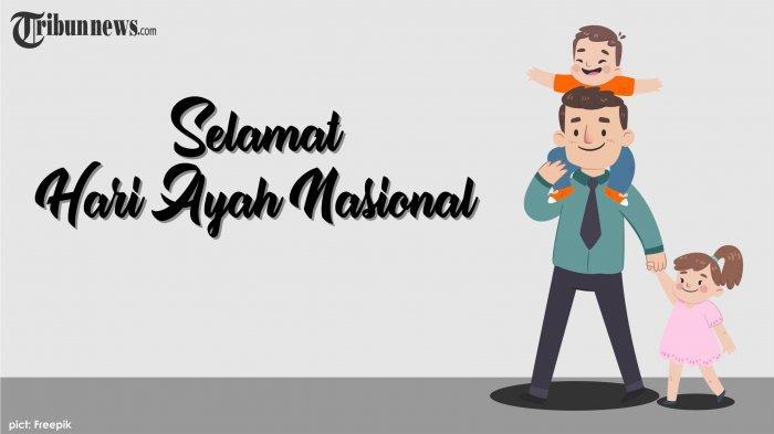 5 Lagu Bertema Ayah untuk Rayakan Hari Ayah Nasional, Lengkap Beserta Lirik dan Video