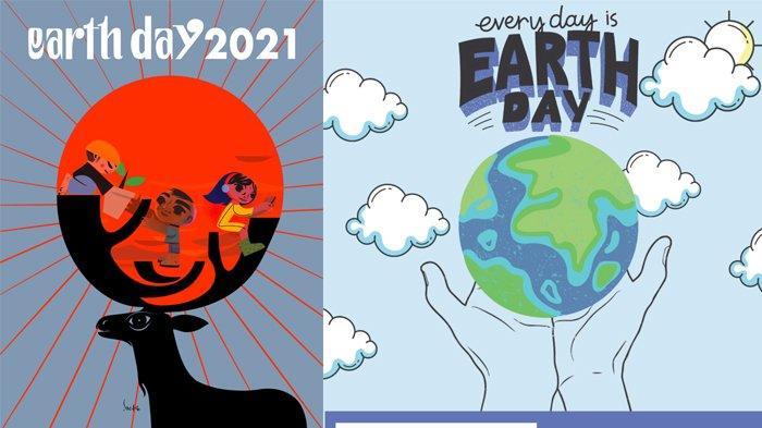 Earth Day 2021 atau Hari Bumi Sedunia: Berikut Tema Peringatan dan Sejarahnya