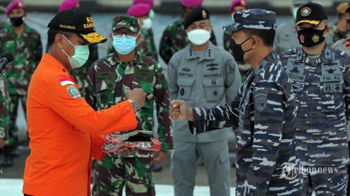Proses Pencarian CVR Sriwijaya Air SJ 182 Terkendala Matinya Sinyal dan Faktor Cuaca