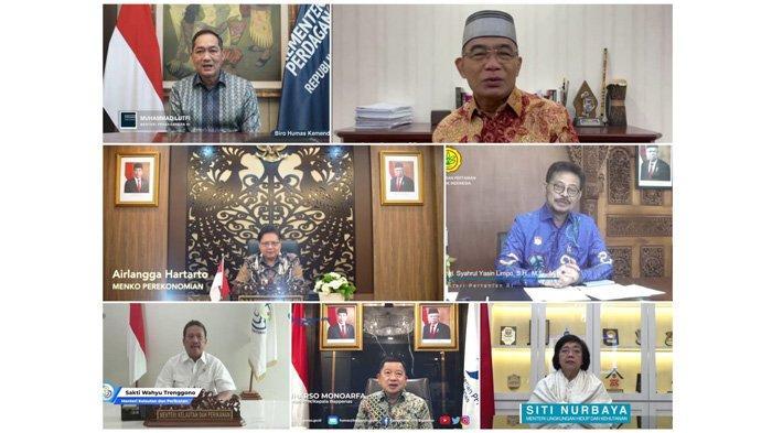 Menteri Kabinet Indonesia Maju: Hari Koperasi, Momentum Menjaga Ketahanan Ekonomi Nasional