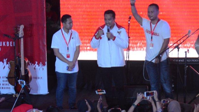 Sejumlah Menteri, Tokoh Muda dan Artis Gelorakan Spirit Pancasila