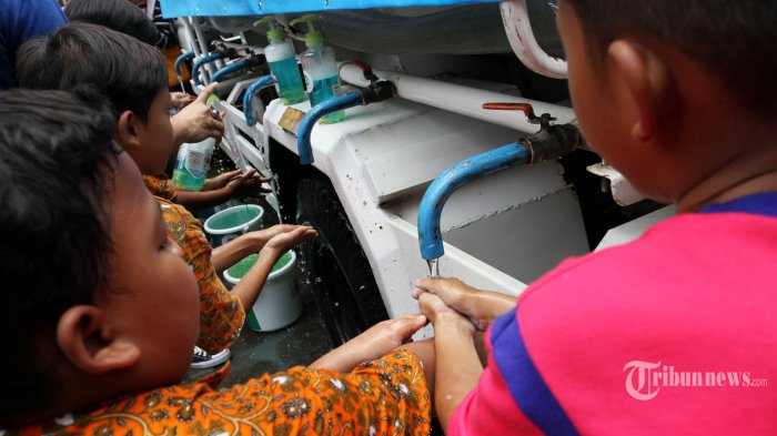 Dokter Cut Aigia Sarankan Cuci Tangan Pakai Sabun, Lebih Efektif Cegah Covid-19