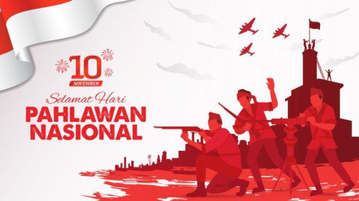 Sejarah Penetapan 10 November Jadi Hari Pahlawan, Diambil Soekarno dari Pertempuran Surabaya