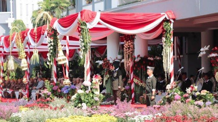 Hari Pahlawan, Wali Kota Risma Ingatkan Pentingnya Semangat Berinovasi 'Jadi Pahlawan Masa Kini'