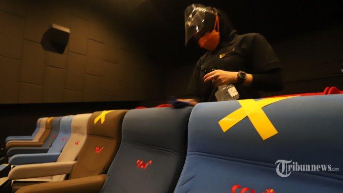 Bioskop Sepi, GPBSI: Faktor Film Kurang Bagus dan Aplikasi PeduliLindungi