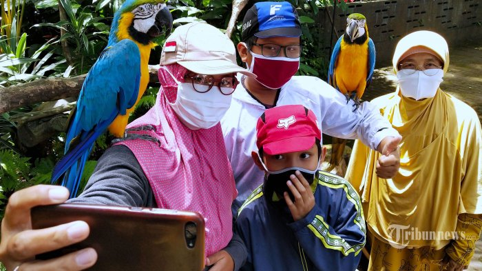 Liburan Bareng Anak saat Pandemi Covid-19, Ini Daftar Barang Bawaan yang Harus Disiapkan