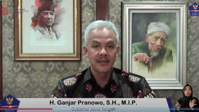Hari terakhir kampanye pilkada, Gubernur Jawa Tengah (Jateng) Ganjar Pranowo sampaikan perayaan tidak perlu secara ramai-ramai.