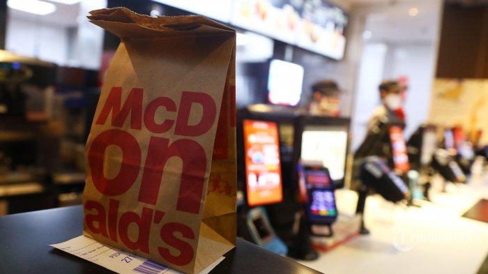 Daftar Promo McDonald's: Promo September McDelivery hingga Menu Receh 1+1 Menang Banyak