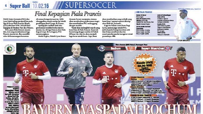 Arjen Robben Ingatkan Tim Tidak Pandang Remeh Bochum