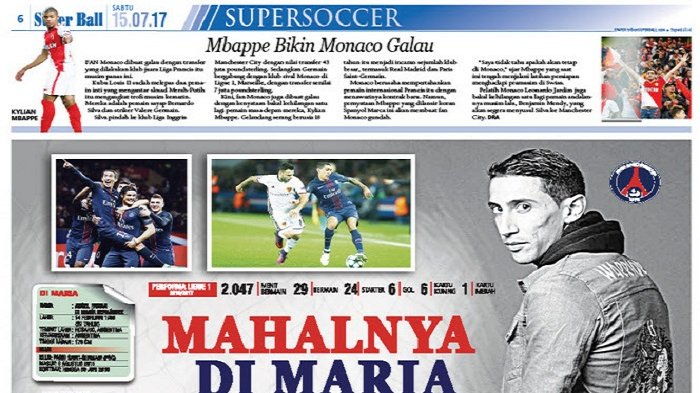 Inter Milan Urungkan Niat Boyong Ange Di Maria