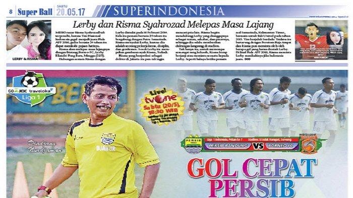 Djadjang Nurdjaman Yakin Bisa Cepat Mengalahkan Borneo FC