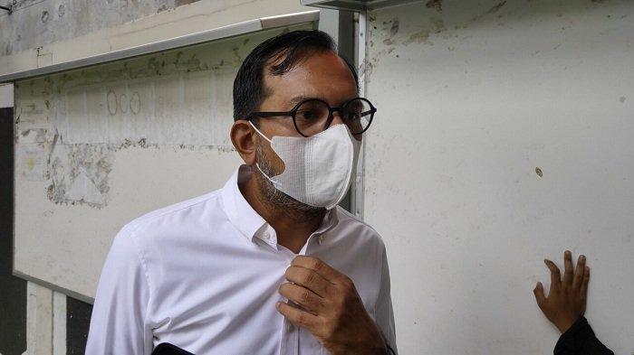 Haris Azhar: Jutaan Orang Cuit Soal Omnibus Law, Tapi Hanya Jumhur Hidayat yang Dituduh Buat Gaduh