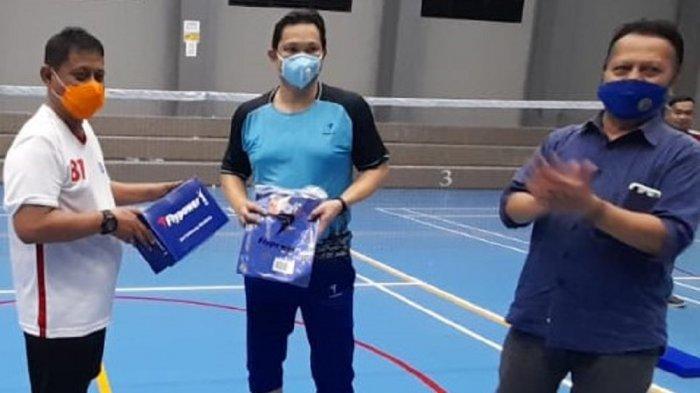SSM Badminton Championship Dapat Dukungan Hariyanto Arbi