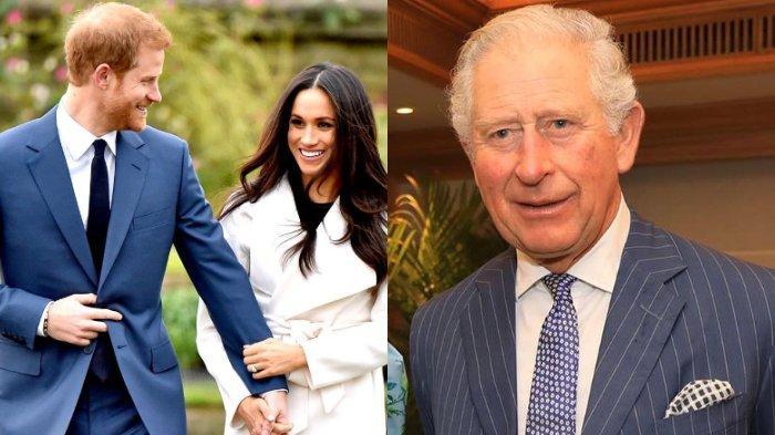 Pangeran Charles dikabarkan akan mengambil tindakan terkait Harry dan Meghan Markle mengumumkan mundur dari istana.