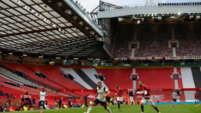 PREDIKSI SKOR Tottenham vs Manchester United, Aroma Balas Dendam Solskjaer, Kane Patut Diwaspadai