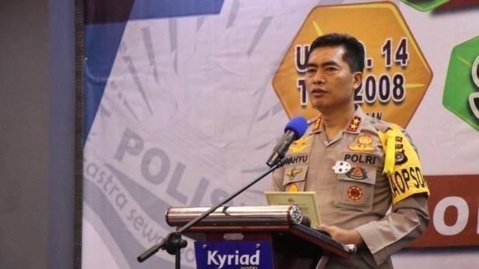Kapolda Aceh, Irjen Pol Drs Wahyu Widada, M.Phil