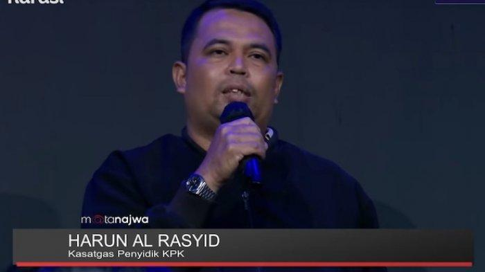 Siapa Harun Al Rasyid? Penyidik yang Paling Diwaspadai Pimpinan KPK, Akui Dekat dengan Firli