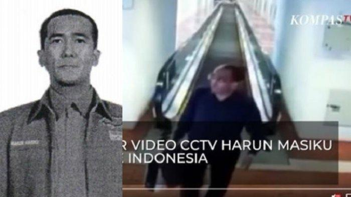 Harun Masiku dan rekaman CCTV kedatangan Harun Masiku di Bandara Soekarno-Hatta