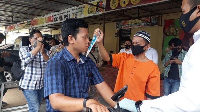 Kronologi Pembunuhan Bermotif Cinta Segitiga di Prabumulih, Pelaku Tikam Leher Korban Bertubi-tubi