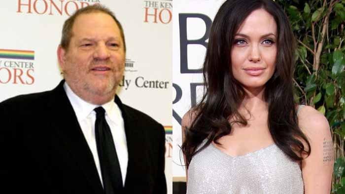 Astaga Angelina Jolie Ungkap Pernah Dilecehkan Produser Film Harvey Weinstein Halaman 2 Tribunnews Com Mobile