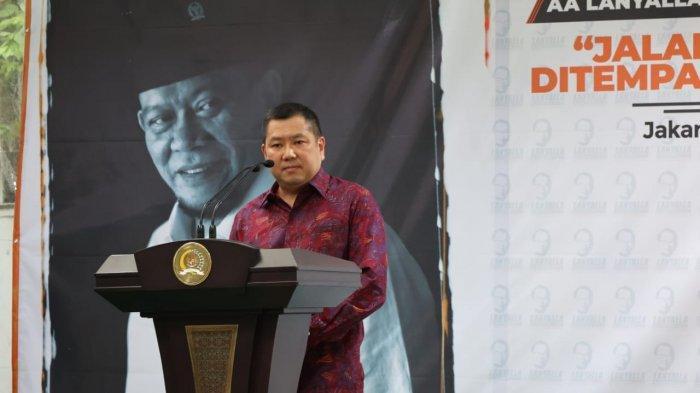 Saat Peluncuran Buku, Hary Tanoe Sebut LaNyalla sebagai Pemimpin yang Dapat Dipercaya
