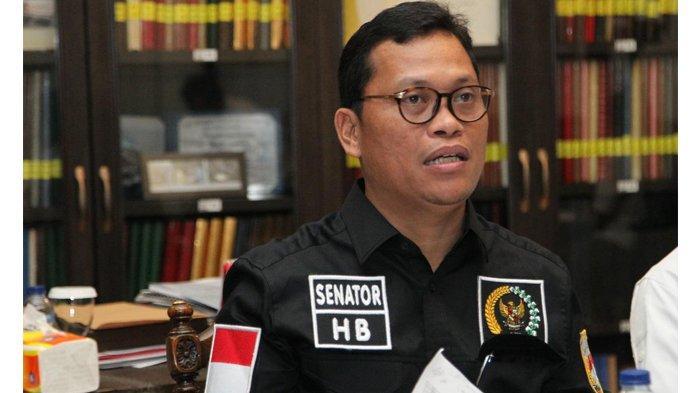 Komite II DPD RI Apresiasi Hasil Panen Jagung di Kalsel yang Gunakan Varietas Lokal