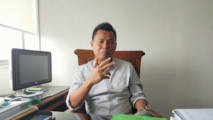 Anggota Komisi XI DPR Hasbi Anshory