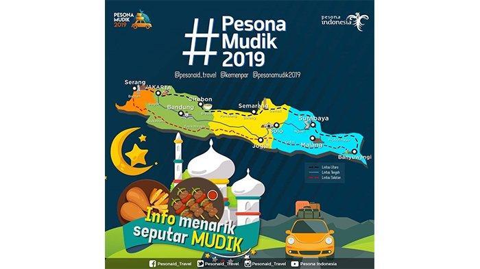 Wow, Hashtag #PesonaKulinerMudik 7 Jam Jadi Trending Topic