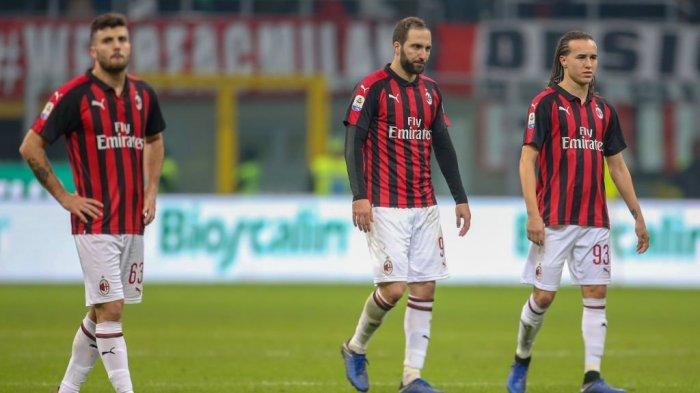 Hasil Akhir Fresinone vs AC Milan Boxing Day Liga Italia Berakhir Imbang Tanpa Gol